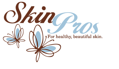 Skin Pros Inc. Logo - For healthy, beautiful skin.